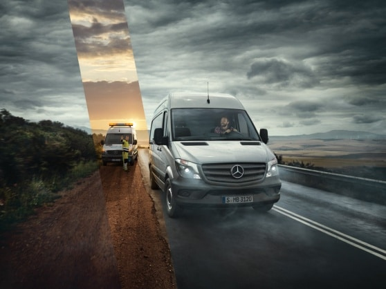 Mercedes-Benz assistance mobile