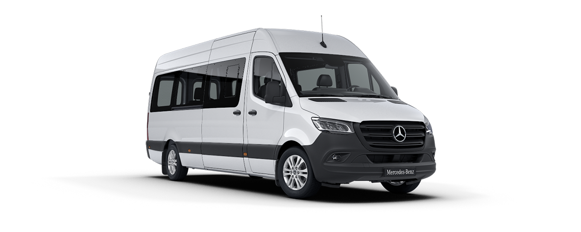 Sprinter Tourer, blanc arctique