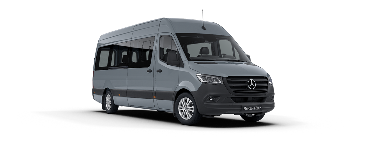 Sprinter Tourer, gris bleu