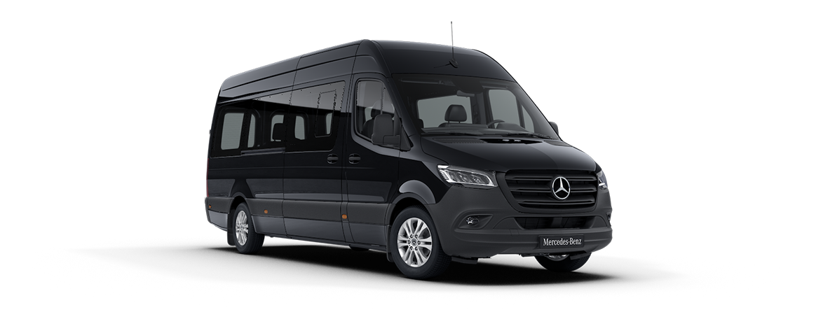 Sprinter Tourer, noir intense
