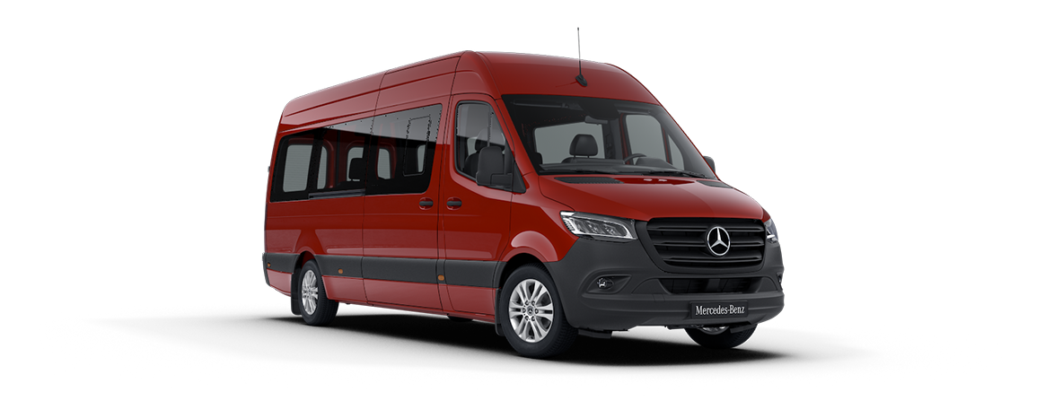 Sprinter Tourer, rouge Jupiter