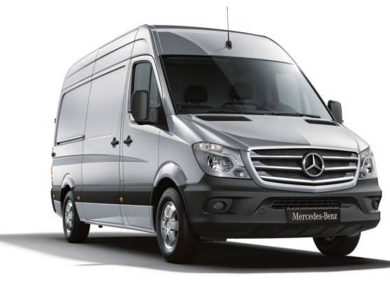 Mercedes-Benz Guides App Sprinter 906