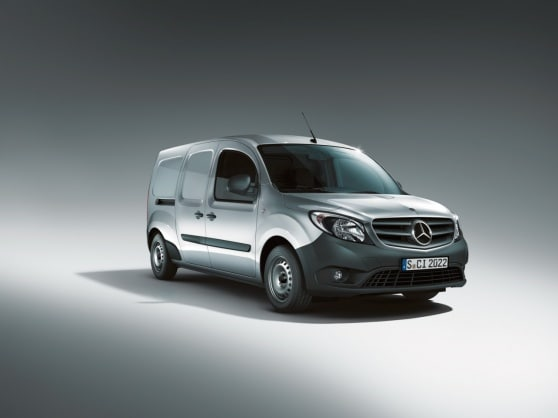 Mercedes-Benz Guides App Citan