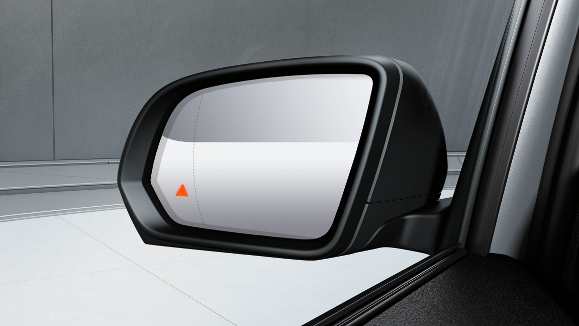 Marco Polo ACTIVITY, Blind Spot Assist
