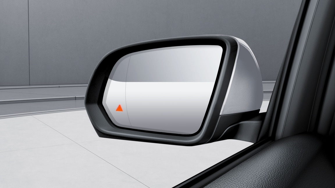 Marco Polo HORIZON, Blind Spot Assist