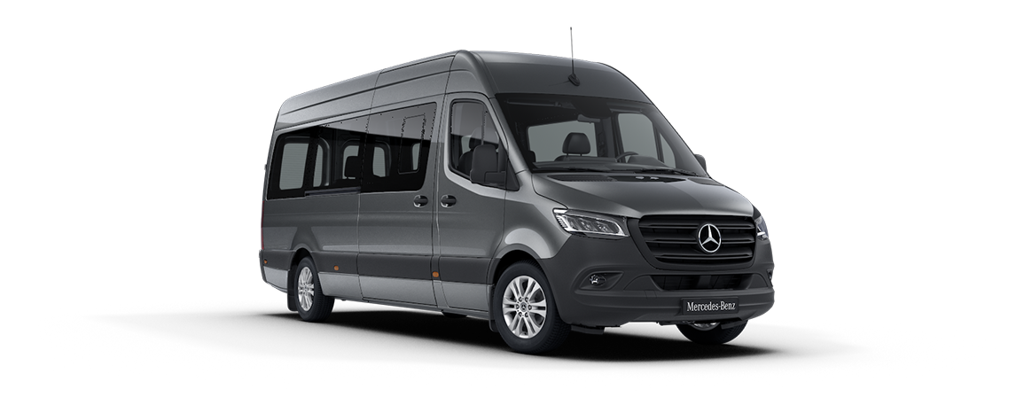 Sprinter Tourer, grigio selenite