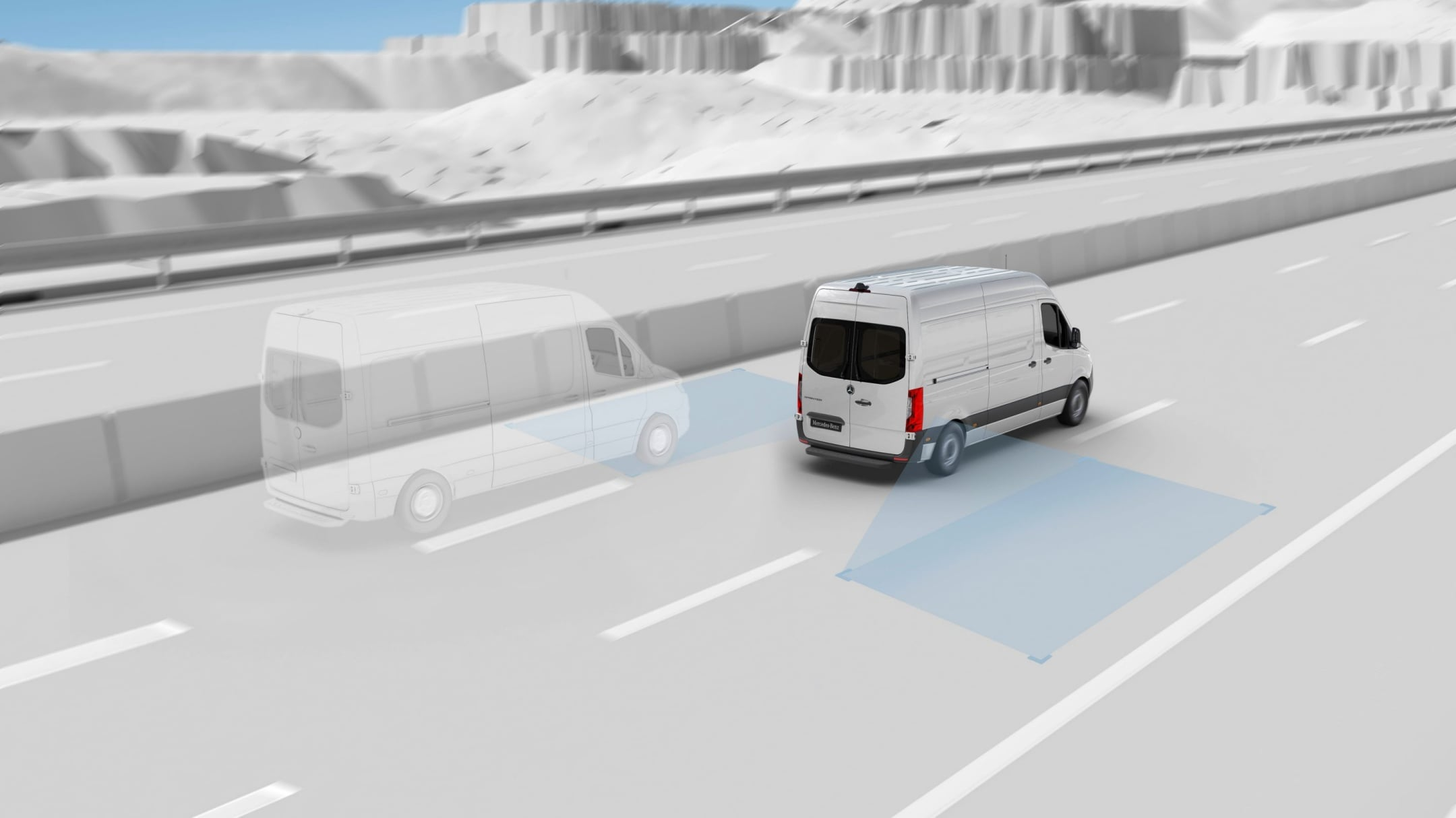 Sprinter Tourer, Blind Spot Assist